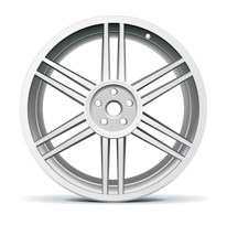 Steel and alloy rims